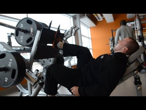 JOE SEEMAN VLOG SERIES EPISODE #3 • 11 WEEKS OUT FROM THE OPA PROVINCIALS