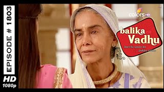 Balika Vadhu - ?????? ??? - 28th January 2015 - Full Episode (HD)