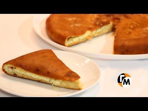 Хачапури по-имеретински | Как сделать хачапури с сыром -- Голодный Мужчина, Выпуск 76