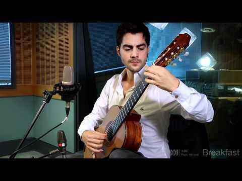 Milos Karadaglic plays 'Lágrima' by Francisco Tárrega [HD] - ABC Radio National Breakfast