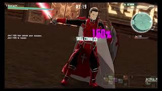 Accel World vs. Sword Art Online: Kirito vs Heathcliff ( Recreating the anime)