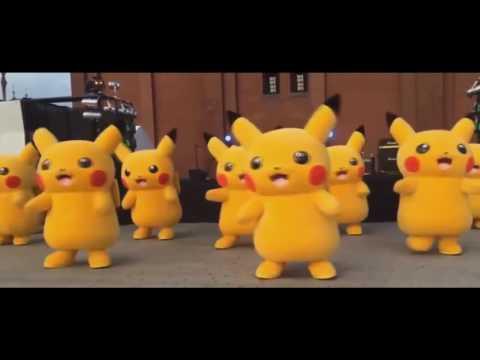 Cari Pokemon - Faiha   Best Song for Pokemon GO