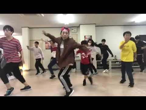 SHIE-CHAN トップロッククラス
