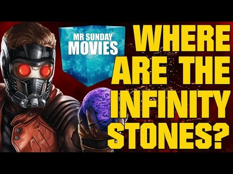 Where (& What) Are The INFINITY STONES?