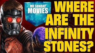 THE AVENGERS: INFINITY WAR - Where (& What) Are The INFINITY STONES?