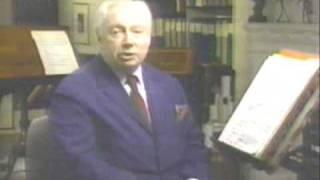 Jan Peerce biography (video 1 of 6)