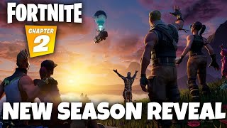 *LIVE* FORTNITE CHAPTER 2 EVENT LIVE REVEAL - Chapter XI New Map - Fortnite: Battle Royale Revealed
