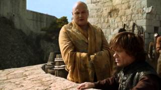 Tyrion Lannister & Varys Are Speaking About War - Game of Thrones 2x08 (HD)