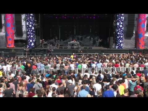 Beardyman: Main Stage - Bestival 2011