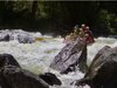 Bear Trap Canyon of the Madison River with Montana Whitewater