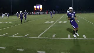 Laurel upsets undefeated Belgrade, 29-14