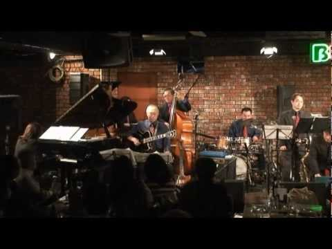 Cotton Tail - Lee Sarah Special Big Band - Tokyo - 2013 Jazz