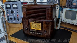 1940's Stewart Warner Tube Radio Troubleshooting and Repair