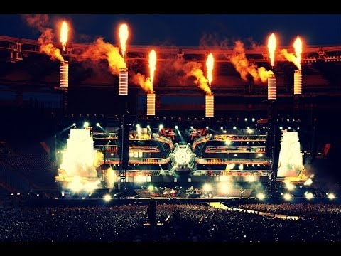 MUSE - LIVE AT ROME OLYMPIC STADIUM HD FULL CONCERT