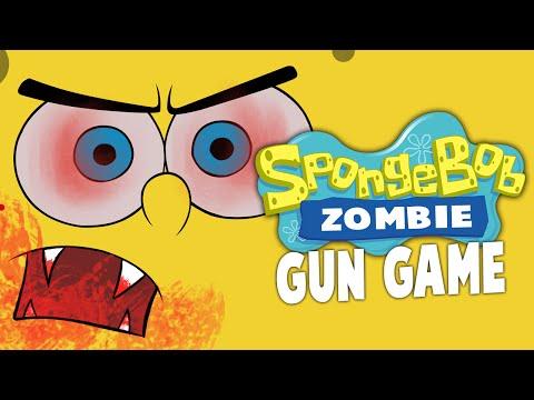 SPONGEBOB SQUAREPANTS ZOMBIES - GUNGAME ★ Call of Duty Zombies Mod (Zombie Games)