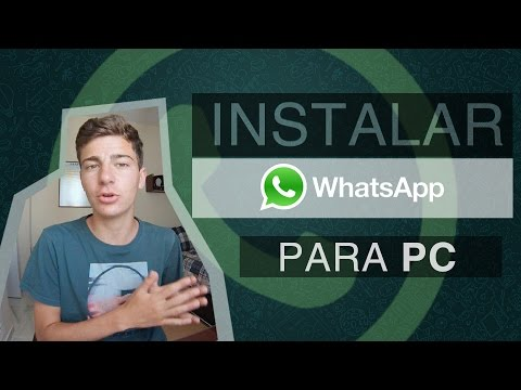 Instalar Whatsapp para PC 2014 - 2015   Windows 8 & 7 & Vista & XP   MUY FACIL