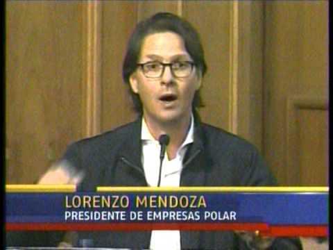 Lorenzo Mendoza pide al Gobierno una comisión de la verdad en materia económica