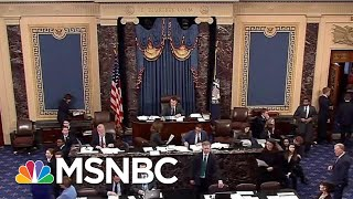 12 Republicans Vote With Democrats In Terminating Trump's National Emergency | Hardball | MSNBC