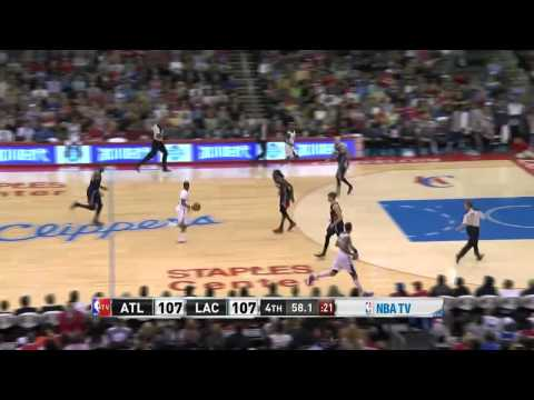 Atlanta Hawks vs Los Angeles Clippers | March 8, 2014 | NBA 2013-14 Season