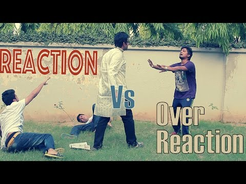 Bengali Reaction VS Over Reaction