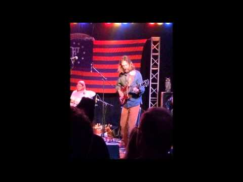 Chris Robinson Brotherhood 10-16-14 George's Majestic Lounge Fayetteville, AR
