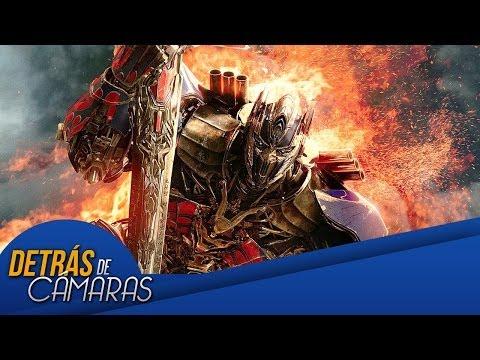Detrás de cámaras - Transformers: La Era De La Extinción - B-Roll - HD