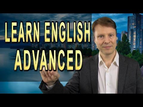 How to Learn Advanced English | Tips | Vocabulary