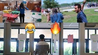 CRAZY LIT LAST DAY OF HIGH SCHOOL EVER!!!(OUR SENIOR PRANK WAS CRAZY)