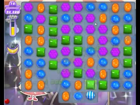 Candy Crush Saga Dreamworld Level 43 NEW
