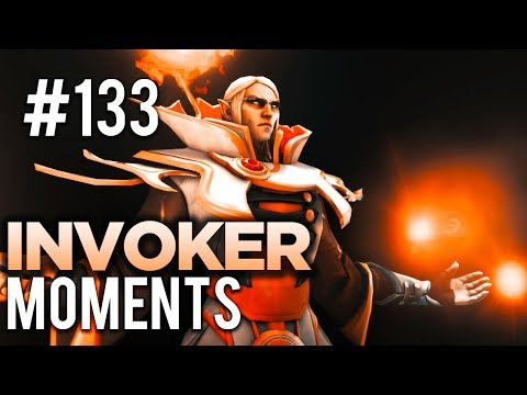 Dota 2 Invoker Moments Ep. 133
