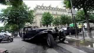 Bugatti Royale aux grands concours d'élégance de St-Cloud
