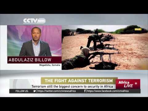 Al-Qaeda still presents a potent threat in Africa