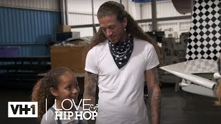 Micky Munday & Yoyo Discuss the Challenges of Co-Parenting 'Sneak Peek' | Love & Hip Hop: Hollywood