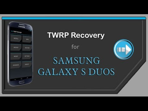 How to flash TWRP custom recovery on Galaxy