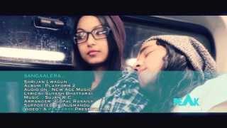 Sangaalera | Shrijan Lwagun | Nepali Pop Song 2013 HD