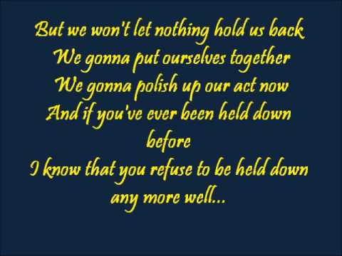 Kane Brown - Ain't No Stopping Us Now (Fan Lyric Video ...