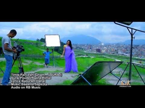 timile pani yahi gham by Rajina Rimal and Suraj Poudel