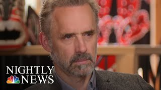 Download Lagu Extended Interview: Jordan Peterson Discusses How The World Shapes His Views | NBC Nightly News Gratis STAFABAND