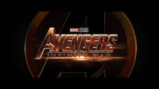 """(Marvel's) Avengers: Infinity War -- """"3-D""""-like zoom-out and movie logo"""