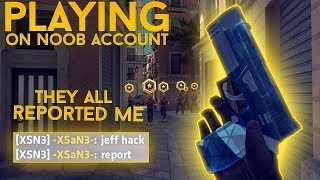 critical ops - They All Reported Me... - Master Rank