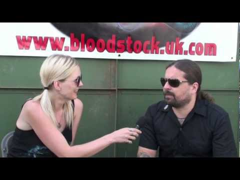 Sepultura interview at Bloodstock Open Air 2012