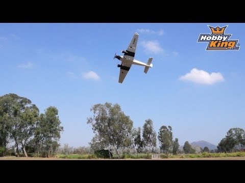 HobbyKing Product Video - Junkers JU - 52
