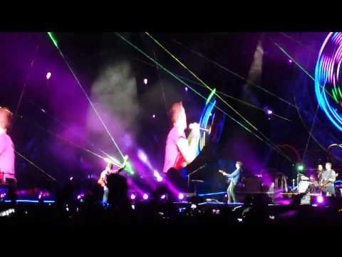 Coldplay encerramento fant�stico - Carlos Henriques (Penalva de Alva City)