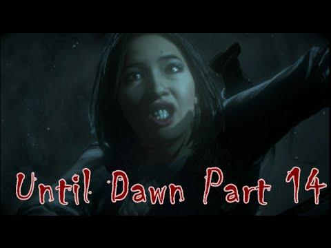 Until Dawn Walkthrough - Part 14 Matt & Emily Radio Tower (Episode 6 - Vengeance)
