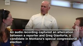 GOP candidate allegedly