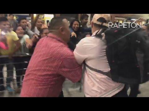 0 - Emoción desenfrenada de los fanáticos de Noriel por su llegada a Ecuador