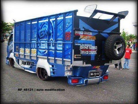Mitsubishi Canter Trucks Indonesia
