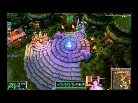 "LCS NA AllStar ""Training"" Day 2 - Dyrus + Saint ft.Doublelift vs Moist..."