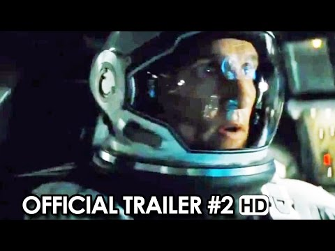 Interstellar Official Trailer #3 (2014) - Christopher Nolan Movie HD