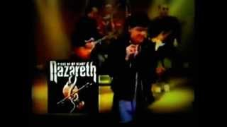 "NAZARETH  ""Piece Of My Heart "" Clip"